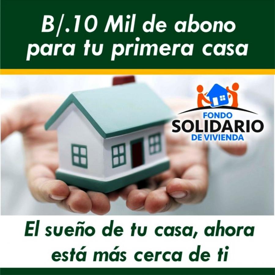 #BonoSolidario de Vivienda