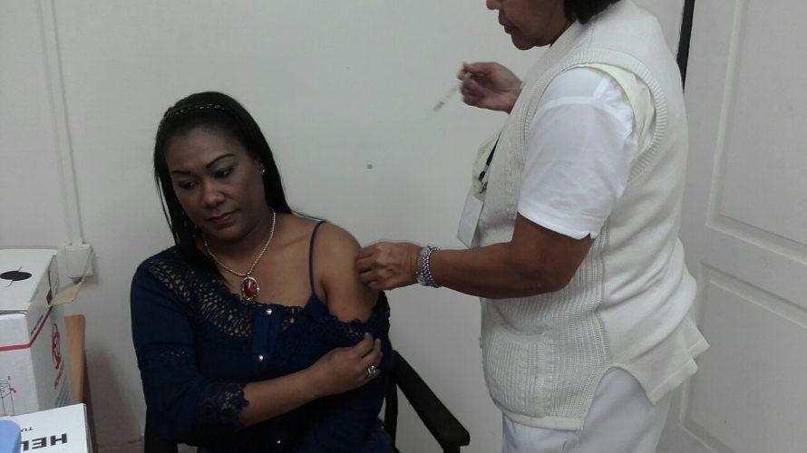 Para colaboradores Realizan primera jornada de vacunación Con el propósito de mantener a los colaboradores del Ministerio de Vivienda y Ordenamiento Territorial en óptimas condiciones, la dirección Institucional de Recursos […]