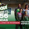 MIVIOT está construyendo más de 4 mil viviendas de #TechosdeEsperanza y ya se han entregado 767 casas en #ChiriquíProgresa.