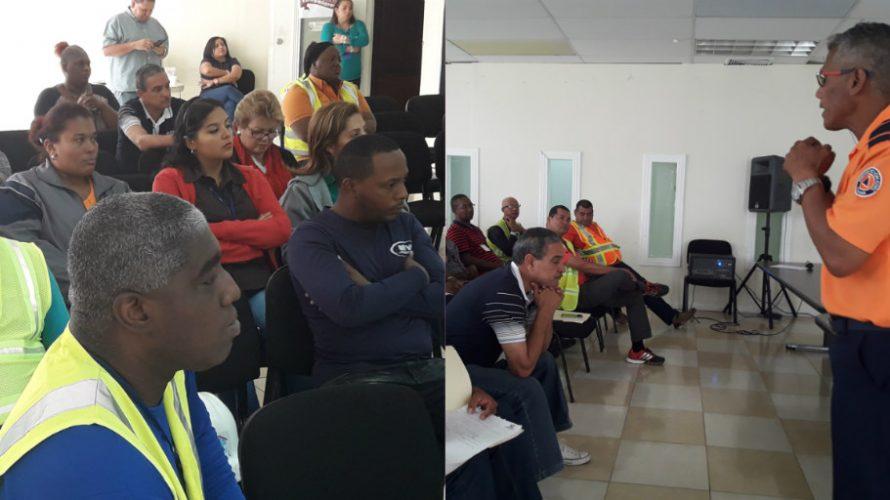 Brigada de contingencias del Miviot Reciben inducción sobre gestión de riesgos de desastres Para enfrentar situaciones de emergencias con las medidas adecuadas, la brigada de contingencia del Ministerio de Vivienda […]