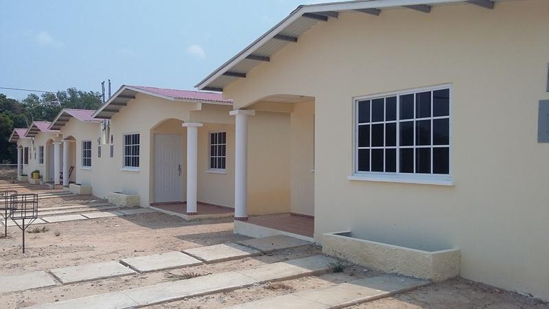Inspeccionan proyectos afiliados al bono solidario en cocl ministerio de vivienda y - Alquiler de casas en logrono ...