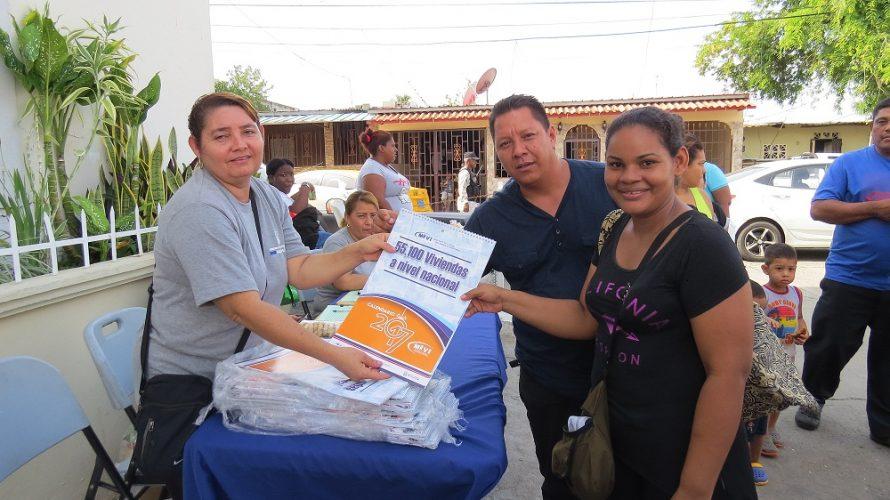 En San Miguelito Promocionan Techos de Esperanza y Bono Solidario en feria gubernamental Personal de la regional del Ministerio de Vivienda y Ordenamiento Territorial Miviot en San Miguelito, participó este […]