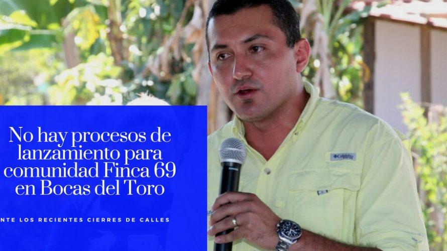 Informa Miviot No hay procesos de lanzamiento para comunidad Finca 69 en Bocas del Toro Ante los recientes cierres de calles que se desarrollaron en la provincia de Bocas del […]