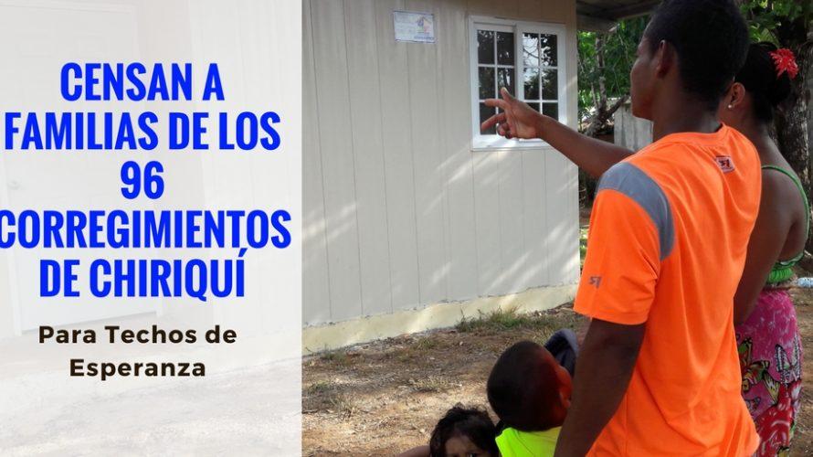 Para Techos de Esperanza Censan a familias de los 96 corregimientos de Chiriquí Personal técnico y de Desarrollo Social del Ministerio de Vivienda y Ordenamiento Territorial (Miviot) de la provincia […]