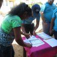 En primer cuatrimestre del año Asentamientos entrega 475 asignaciones definitivas de lotes Seis comunidades han sido legalizadas en el primer cuatrimestre del año 2017 por la Dirección de Asentamientos Informales […]