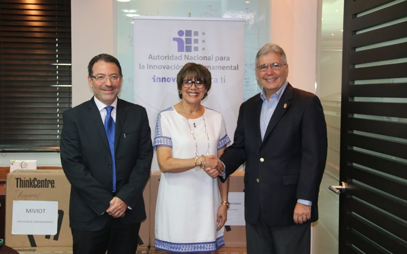 Modernización y actualización Miviot pone en marcha programa Panamá en Línea Dentro de la primera etapa del programa Panamá en Línea, encabezado la Autoridad Nacional para la Innovación Gubernamental (AIG) […]