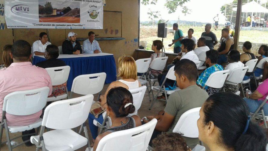 Para cumplir con promesa Entregan Orden de Proceder para la construcción de cancha deportiva y comedor infantil en El Chorrillito Cómo parte del trabajo comunitario que realiza el Ministerio de […]
