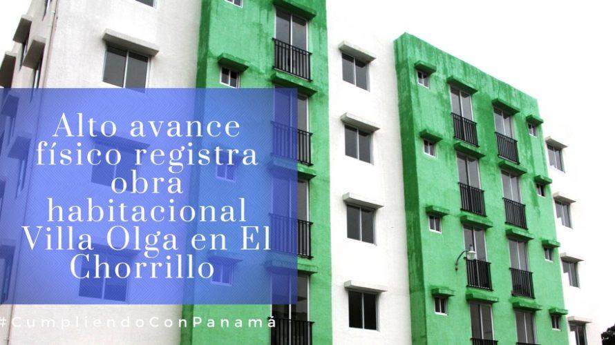 Erradicando barracas Alto avance físico registra obra habitacional Villa Olga en El Chorrillo Un avance físico del 90% registran los trabajos de construcción que se desarrollan en el proyecto Villa […]