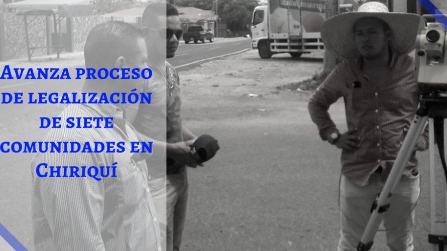 Beneficiando a más de 700 familias Avanza proceso de legalización de siete comunidades en Chiriquí El proceso de legalización en siete comunidades del corregimiento de Pedregal, distrito de David, ejecutado […]
