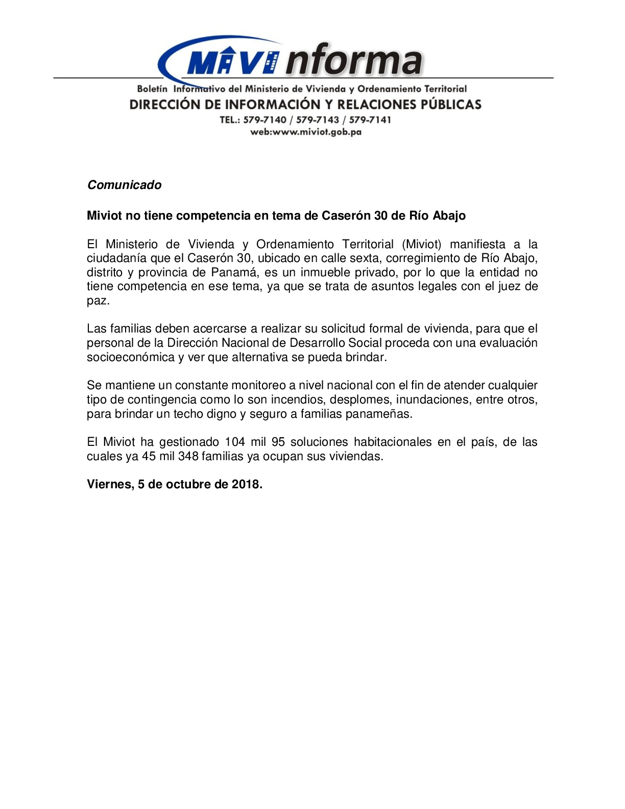 Comunicado Caseron 30 Rio abajo-001 (1)